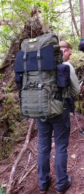 Billede 1 af Johannes vedr. SAVOTTA - Jääkäri XL 70 - Trekking rygsæk