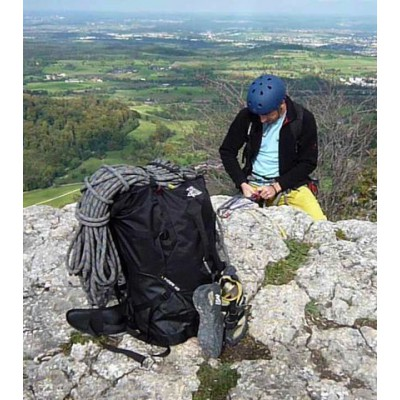 Billede 1 af Hans-Günther vedr. The North Face - Cinder Pack 40 - Klatrerygsæk