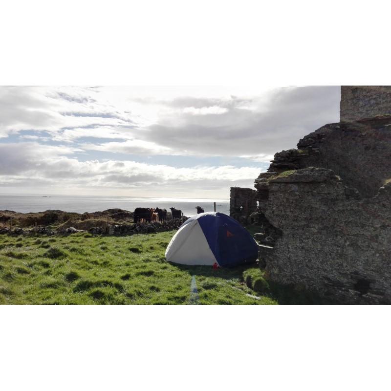Billede 1 af Jasmin vedr. Basin + Range - Escalante 3 Tent: 3-Person 3Season - 3-personers telt