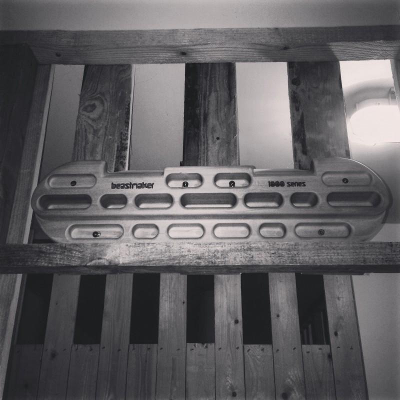 Billede 1 af Julia vedr. Beastmaker - 1000 Series - Hangboard