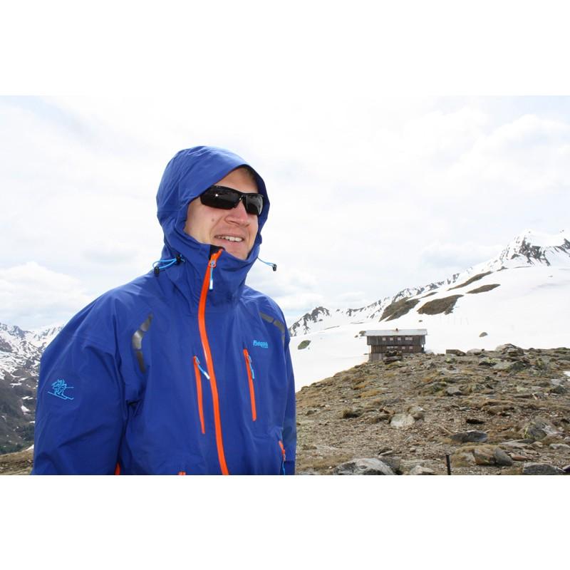 Billede 1 af Robert vedr. Bergans - Glittertind Jacket - Regnjakke