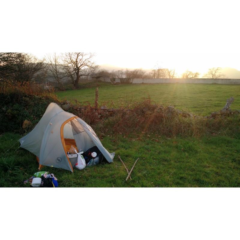 Billede 1 af TINO vedr. Big Agnes - Fly Creek Hv UL 2 mtnGlo - 2-personers telt
