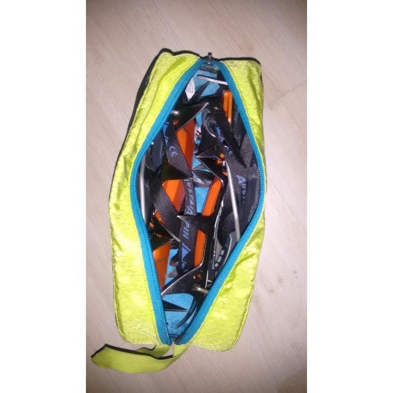 Billede 1 af Sven vedr. Edelrid - Crampon Bag Lite - Taske til klatrejern