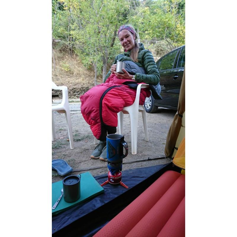 Billede 1 af Myriam vedr. Eider - Women's Twin Peaks Hoodie - Dunjakke