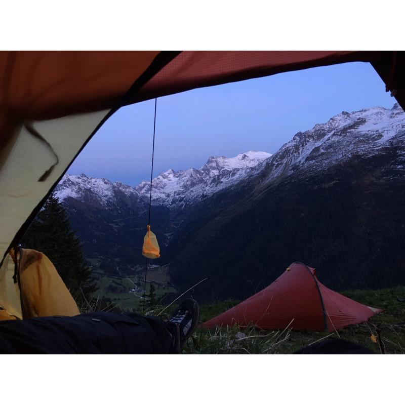 Billede 1 af Lars vedr. Exped - Orion II Extreme - 2-personers telt