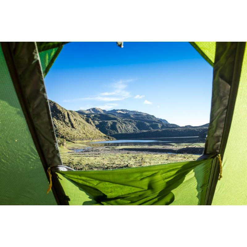 Billede 2 af Bernhard vedr. Exped - Sirius II - 2-personers telt