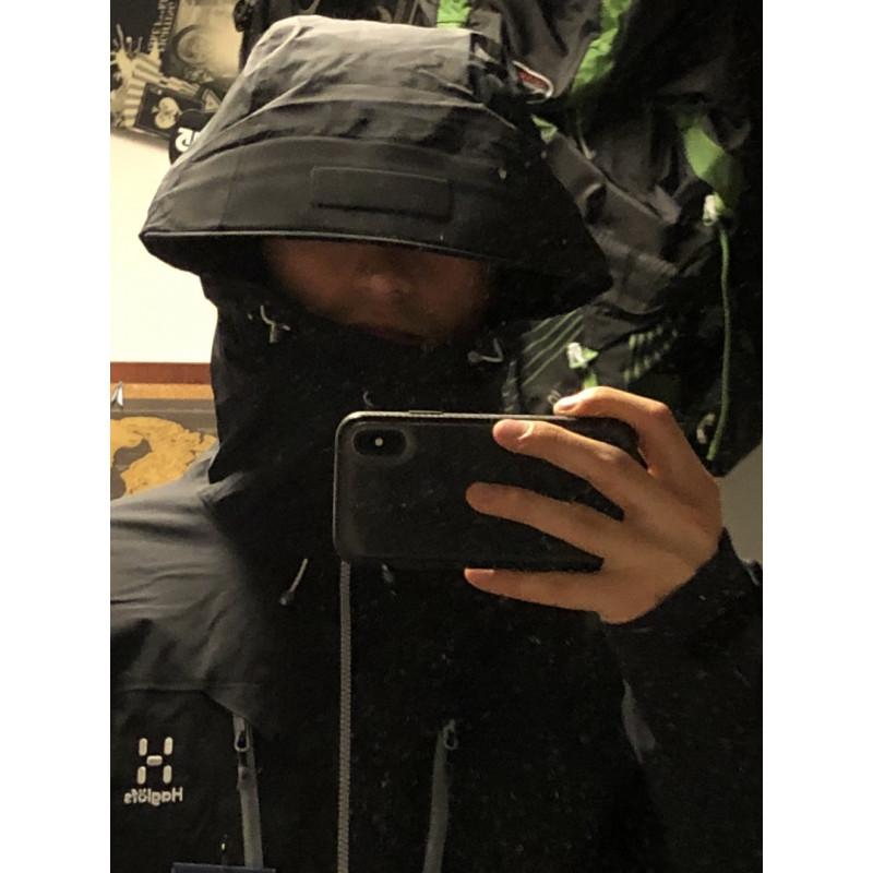 Billede 1 af Timo vedr. Haglöfs - Spitz Jacket - Regnjakke