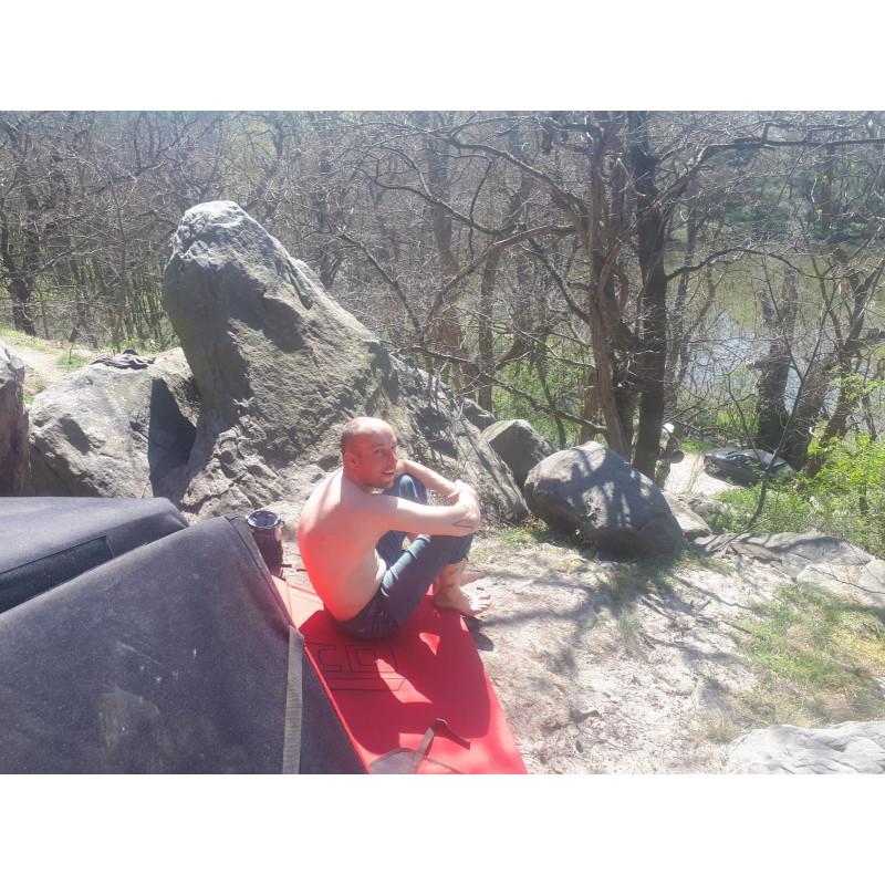 Billede 1 af Daniel vedr. LACD - Spotmaster 2.0 - Crashpad