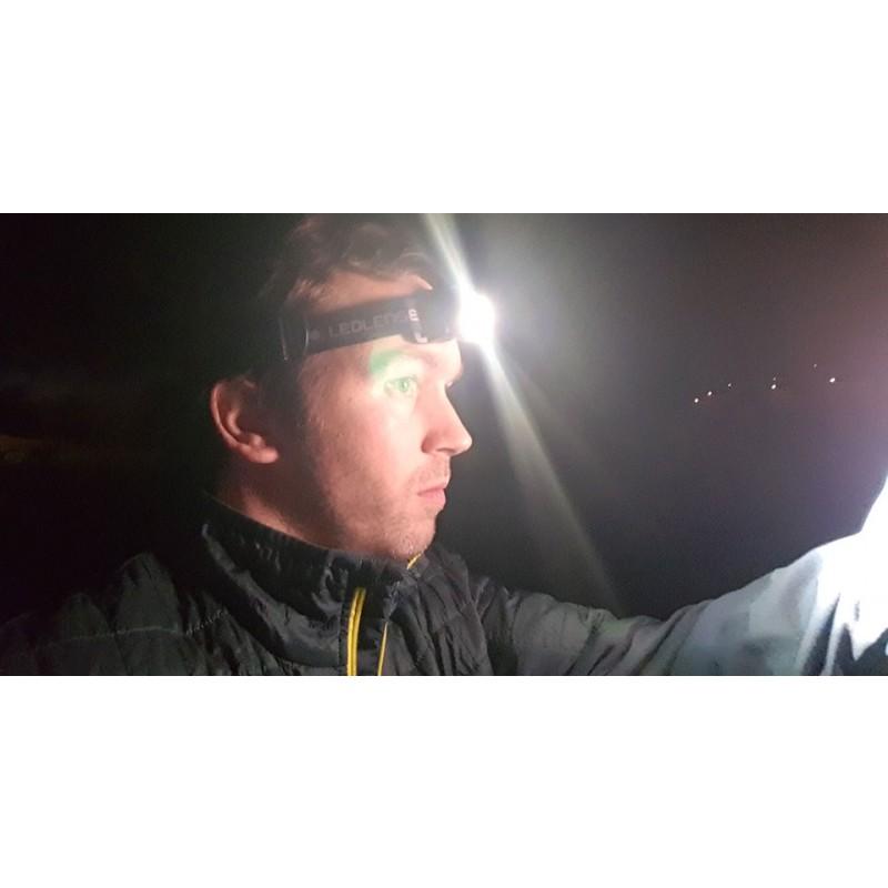 Billede 1 af Dennis vedr. Ledlenser - MH10 Head Lamp Box - Pandelampe