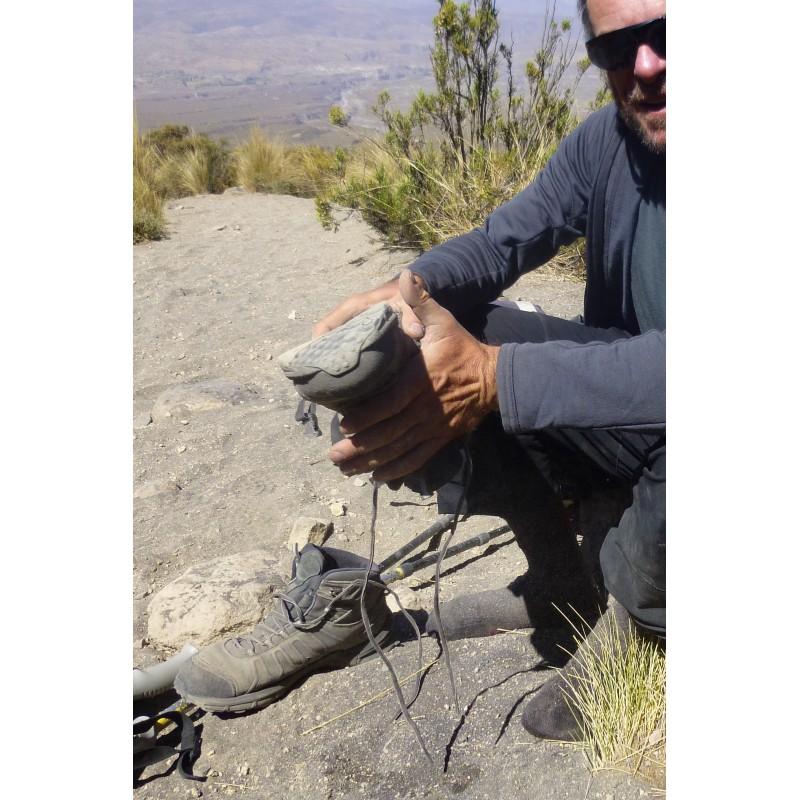 Billede 1 af Peter vedr. Mammut - Mercury GTX Men - Hikingsko