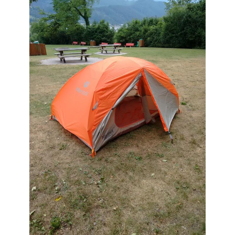 Billede 1 af Andreas vedr. Marmot - Tungsten 2P - 2-personers telt