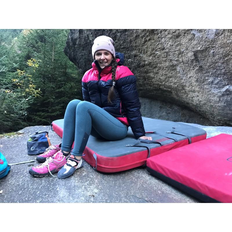 Billede 1 af Cordula  vedr. Montura - Women's Summit Duvet - Dunjakke