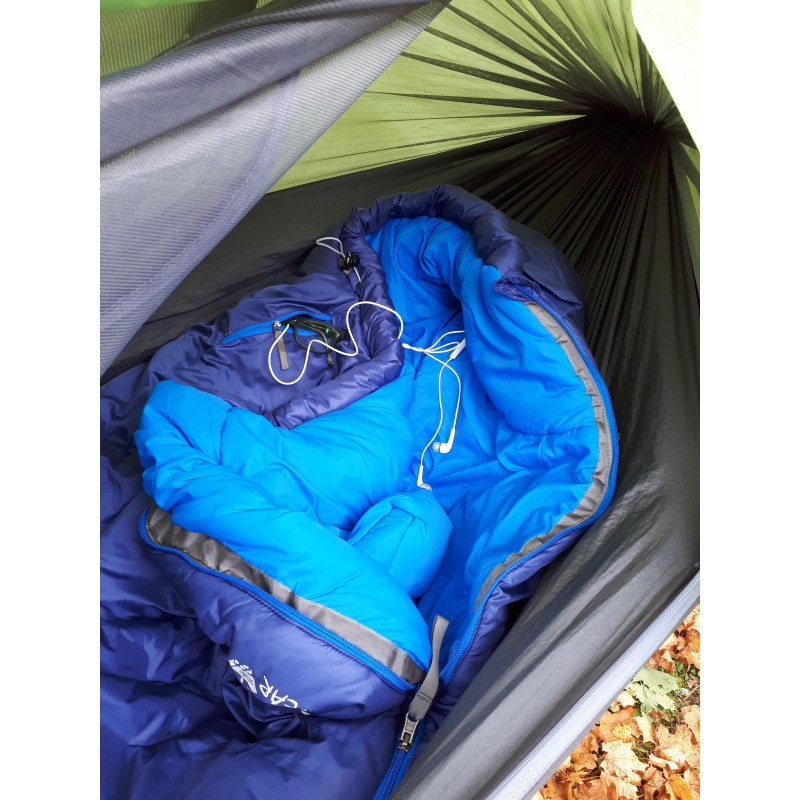 Billede 1 af Irmgard vedr. Mountain Hardwear - Lamina Z Torch Sleeping Bag - Syntetisk fibersovepose