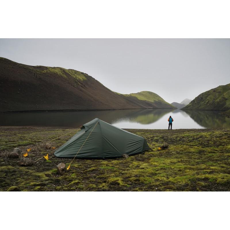Billede 1 af Andreas vedr. Nordisk - Svalbard 1 SI - 1-personers telt
