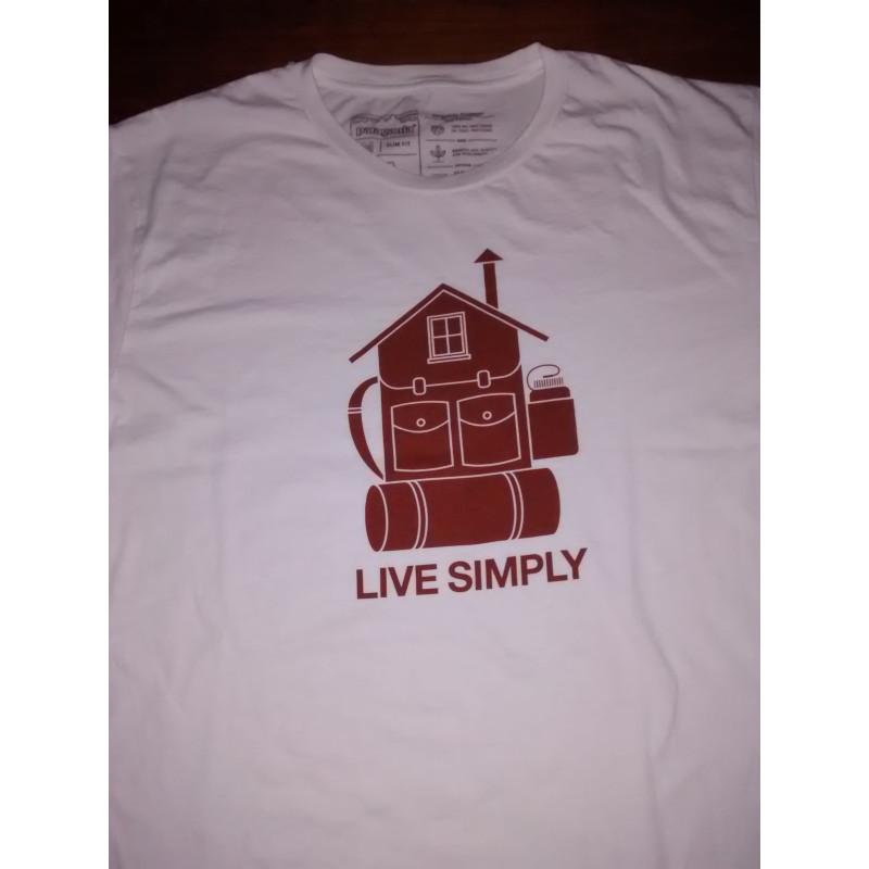 Billede 1 af David vedr. Patagonia - Live Simply Home Organic T-Shirt - T-shirt