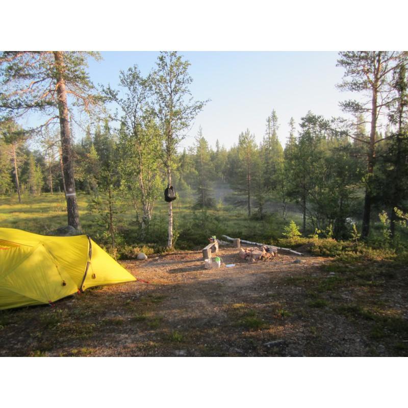 Billede 2 af Anne vedr. Wechsel - Precursor ''Unlimited Line'' - 4-personers telt