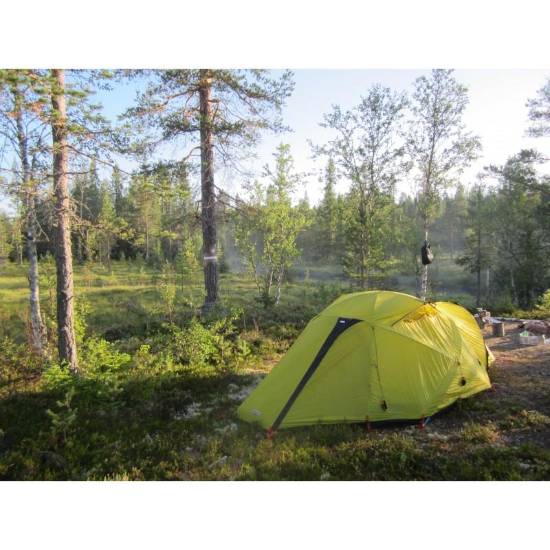 Billede 3 af Anne vedr. Wechsel - Precursor ''Unlimited Line'' - 4-personers telt